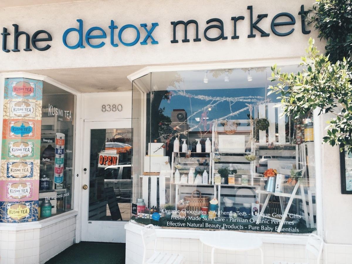 A Trip to Moon Juice, Café Gratitude, and The Detox Market